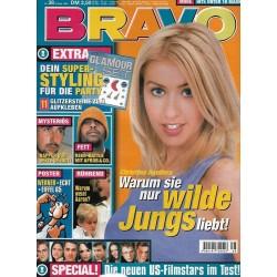 BRAVO Nr.38 / 16 September 1999 - Christina Aguilera