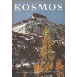 KOSMOS Heft 11 November 1961 - Passo Pordoi