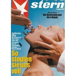stern Heft Nr.42 / 13 Oktober 1988 - So stopfen sie uns voll