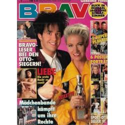 BRAVO Nr.5 / 23 Januar 1992 - Roxette: Otto Wahl
