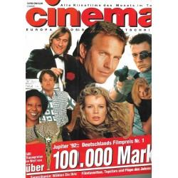 CINEMA 12/92 Dez. 1992 -...