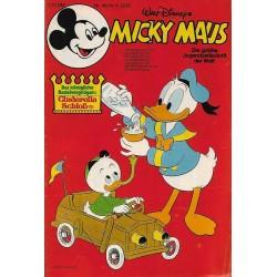 Micky Maus Nr. 46 / 14 November 1978 - Cinderella Schloß