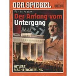 Der Spiegel Nr.3 / 14 Januar 2008 - Der Anfang vom Untergang