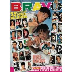 BRAVO Nr.23 / 27 Mai 1992 - Kris Kross die neue Hit Sensation