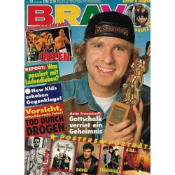 BRAVO Nr.10 / 27 Februar 1992 - Gottschalk verriet ein Geheimnis