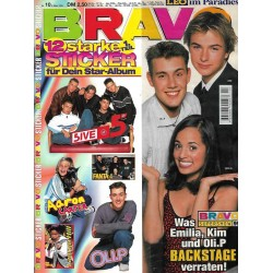 BRAVO Nr.10 / 4 März 1999 - Bravo Supershow 99 Backstage