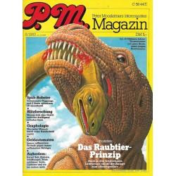 P.M. Ausgabe August 8/1983 - Das Raubtier Prinzip