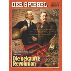 Der Spiegel Nr.50 / 10 Dezember 2007 - Die gekaufte Revolution