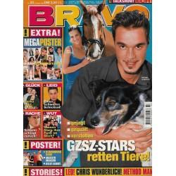 BRAVO Nr.33 / 12 August 1999 - GZSZ Stars retten Tiere