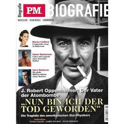 P.M. Biografie Nr.2 / 2013 - J. Robert Oppenheimer