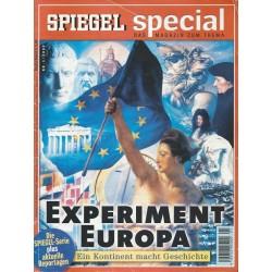 Der Spiegel Special Nr.1 / 2002 - Experiment Europa