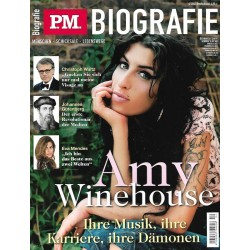 P.M. Biografie Nr.4 / 2013 - Amy Winehouse