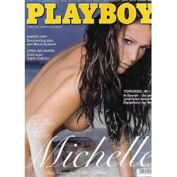 Playboy Nr.4 / April 2006 - Michelle