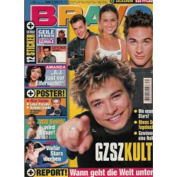 BRAVO Nr.31 / 29 Juli 1999 - GZSZ Kult