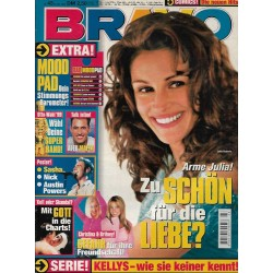 BRAVO Nr.43 / 20 Oktober 1999 - Zu schön für die Liebe