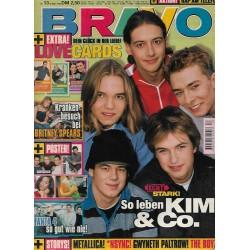 BRAVO Nr.13 / 25 März 1999 - So leben Kim & Co.