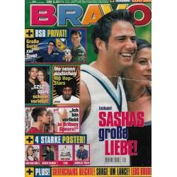 BRAVO Nr.24 / 10 Juni 1999 - Sashas große Liebe