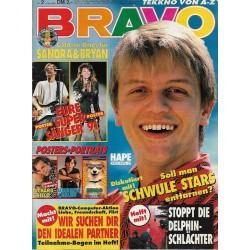 BRAVO Nr.2 / 2 Januar 1992 - Hape Kerkeling