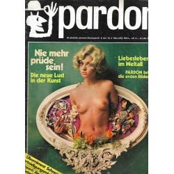 pardon Heft 3 / März 1970 - Nie mehr prüde sein!