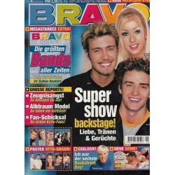 BRAVO Nr.9 / 23 Februar 2000 - Supershow Backstage!