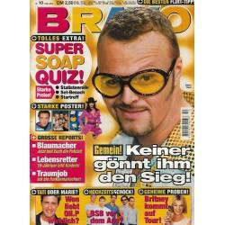 BRAVO Nr.10 / 1 März 2000 - Gemein! Stefan Raab