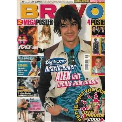 BRAVO Nr.30 / 19 Juli 2000 - Alex läßt nichts anbrennen!