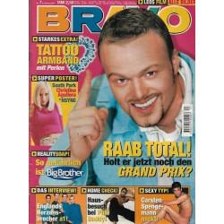 BRAVO Nr.7 / 9 Februar 2000 - Raab total!