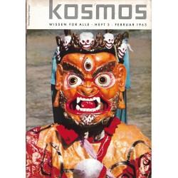 KOSMOS Heft 2 Februar 1963 - Buddhistischer Lamatänzer