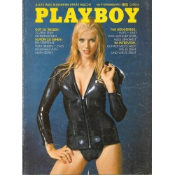 Playboy Nr.9 / September 1975 - Diane Davies