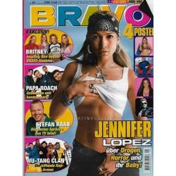 BRAVO Nr.45 / 1 November 2000 - Jennifer Lopez