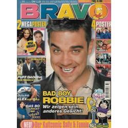 BRAVO Nr.33 / 9 August 2000 - Bad  Boy Robbie Williams