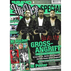 BRAVO Hip Hop Nr.8 / 1 Oktober 2010 - Gross Angfriff
