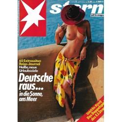stern Heft Nr.5 / 28 Januar 1988 - Deutsche raus...