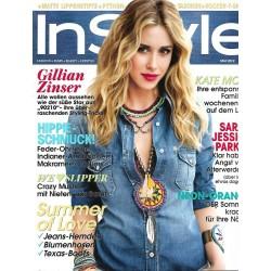 InStyle 5/Mai 2012 - Gillian Zinser / Summer of Love