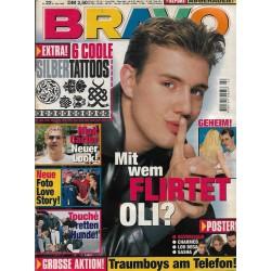 BRAVO Nr.22 / 27 Mai 1999 - Mit wem flirtet Oli?