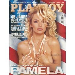 Playboy Nr.2 / Februar 1999 - Pamela Anderson