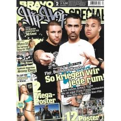 BRAVO Hip Hop Nr.2 / 8 Januar 2010 - Fler, Bushido & Kay One