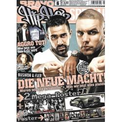 BRAVO Hip Hop Nr.6 / 30 April 2009 - Bushido und Fler