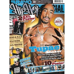 BRAVO Hip Hop Nr.10 / 4 September 2009 - Unsterblich Tupac Shakur