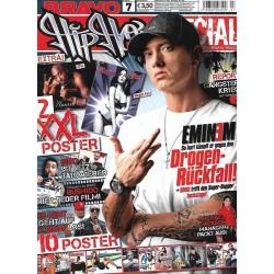 BRAVO Hip Hop Nr.7 / 6 August 2010 - Eminem Drogenrückfall