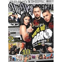 BRAVO Hip Hop Nr.5 / 3 April 2009 - Angriff auf Aggro