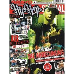 BRAVO Hip Hop Nr.7 / 5 Juni 2009 - Eminem die Abrechnung