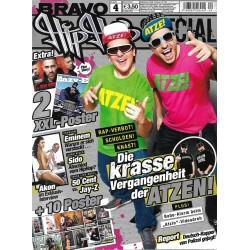 BRAVO Hip Hop Nr.4 / 5 März 2010 - Die Atzen!