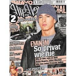 BRAVO Hip Hop Nr.1 / 3 Dezember 2010 - Eminem so privat wie nie