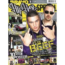 BRAVO Hip Hop Nr.9 / 7 August 2009 - Sido gegen Fler