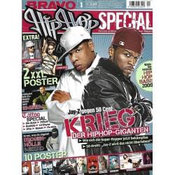 BRAVO Hip Hop Nr.1 / 4 Dezember 2009 - Jay-Z gegen 50 Cent