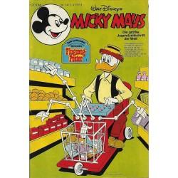 Micky Maus Nr.14 / 3 April 1979 - Flugzeug Poster