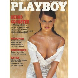 Playboy Nr.9 / September 1993 - Sonja Giese