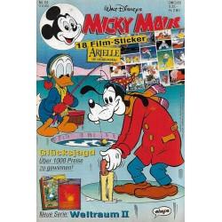 Micky Maus Nr. 51 / 13 Dezember 1990 - Weltraum II