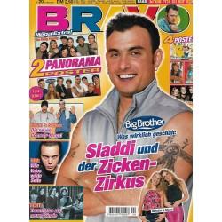 BRAVO Nr.20 / 10 Mai 2000 - Sladdi & der Zicken Zirkus